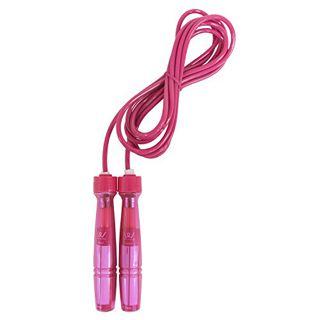 アルインコ アルインコ ジャンプロープ ショートグリップ2重跳び 本体 ピンクの画像