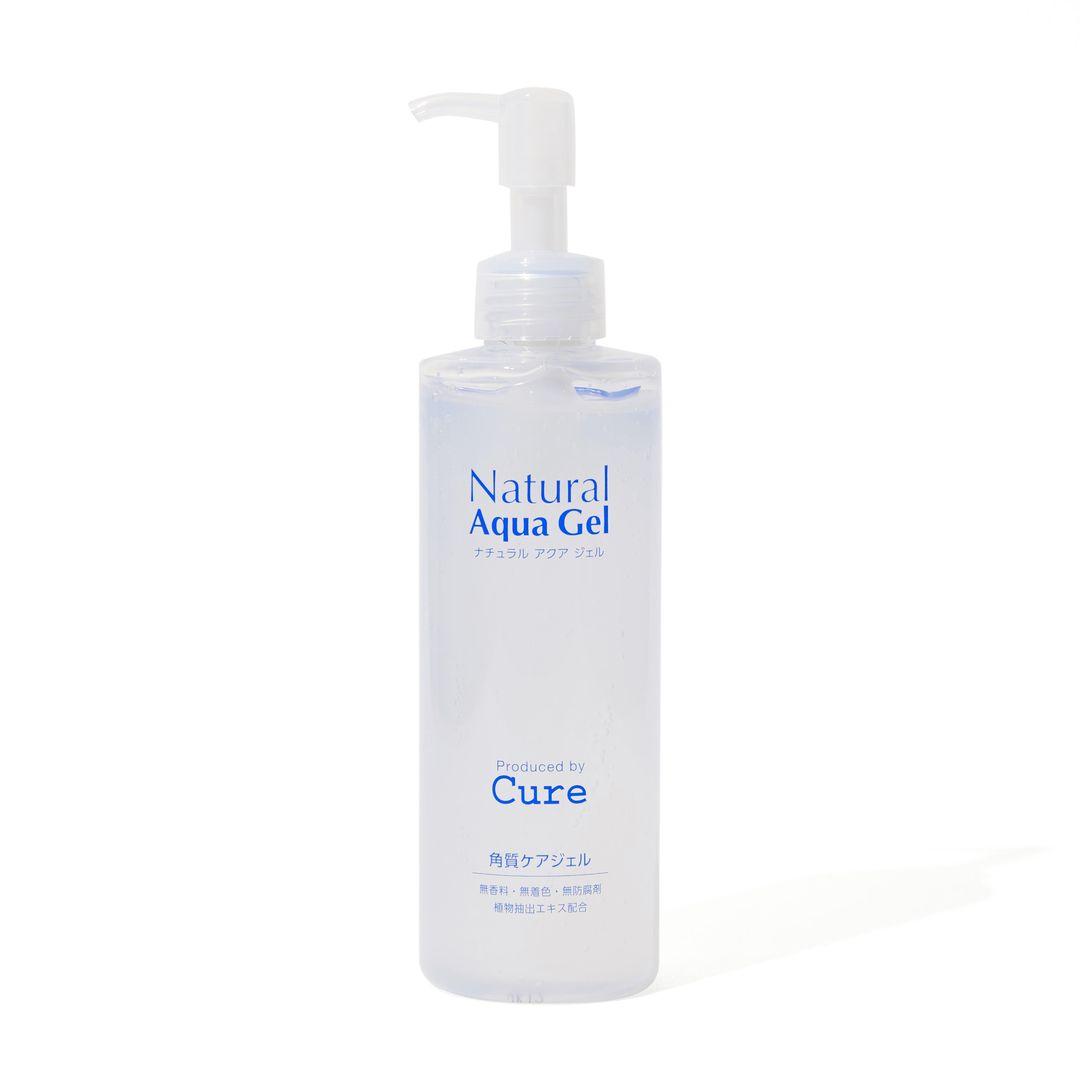 Cureのナチュラルアクアジェル 250gに関する画像 1