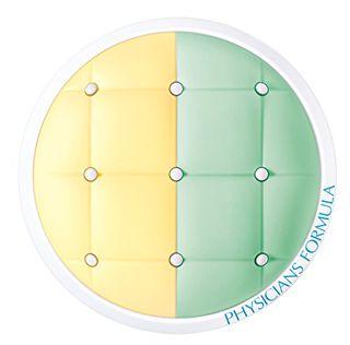 フィジシャンズフォーミュラ PHYSICIANS FORMULA(フィジシャンズフォーミュラ) Mineral Wear クッションコレクター+プライマーデュオ 本体 Yellow/Greenの画像