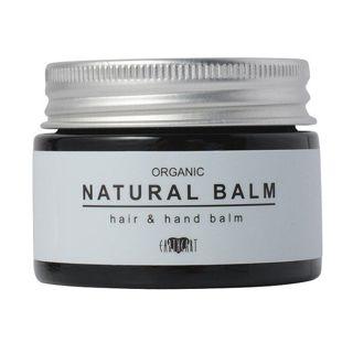 Hair&Make EARTH HAIR & MAKE EARTH(アースホールディングス) オーガニック ナチュラルバーム 本体 45g レモンライムとオレンジのフレッシュな香り。の画像