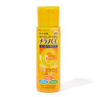 メラノCC 薬用しみ対策 美白化粧水  しっとりタイプ  <医薬部外品> 170ml の画像 0