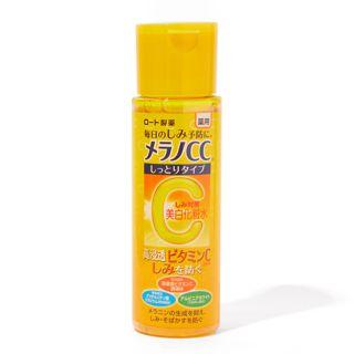 メラノCC 薬用しみ対策 美白化粧水  しっとりタイプ  <医薬部外品> 170mlの画像