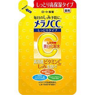メラノCC 薬用しみ対策 美白化粧水  しっとりタイプ  【つめかえ用】 <医薬部外品> 170mlの画像