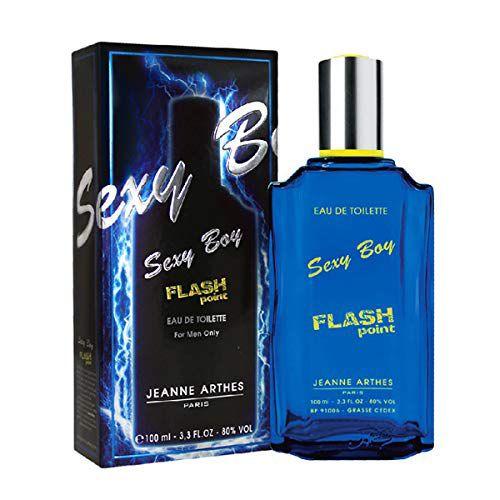 ジャンヌ・アルテスのジャンヌアルテス JEANNE ARTHES セクシーボーイ フラッシュポイント EDT・SP 100ml 香水 フレグランス SEXY BOY FLASH POINTに関する画像 1
