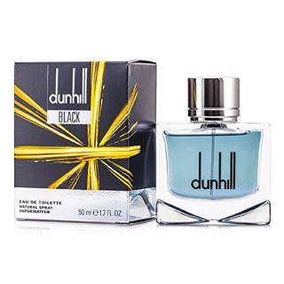 ダンヒル ダンヒル ダンヒル ブラック EDT オードトワレ SP 50ml (香水) DUNHILLの画像