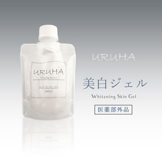 ワールドビューティー URUHA ホワイトニングスキンジェルの画像