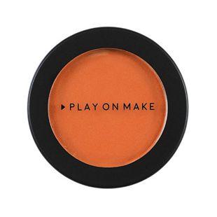 プレイオンメイク プレイオンメイク ブルームチーク PM-0016 カクタスオレンジ 3.5g の画像 0
