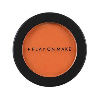 プレイオンメイク プレイオンメイク ブルームチーク PM-0016 カクタスオレンジ 3.5gの画像