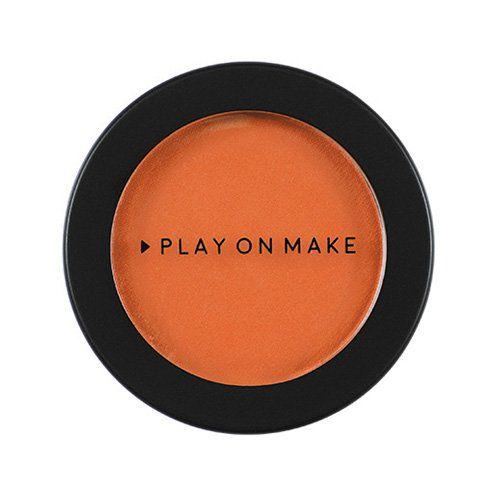 プレイオンメイクのプレイオンメイク ブルームチーク PM-0016 カクタスオレンジ 3.5gに関する画像1