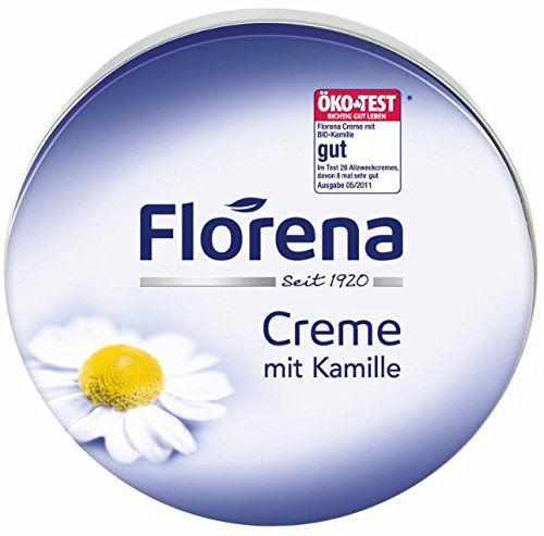 フロレナのクリーム缶  カモミール 75mlに関する画像1
