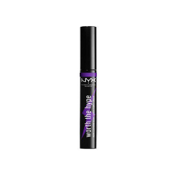 ロレアル パリのNYX Professional Makeup(ニックス) ワース ザ ハイプ マスカラ 04 カラー・パープル 7mlに関する画像 1