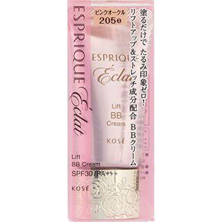 エスプリーク エスプリーク ESPRIQUE エクラ リフト BB クリーム SPF30 PA+++ 本体 PO205e ピンクオークル 30g 無香料の画像