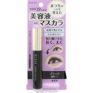 エルシア エルシア プラチナム 美容液マスカラ 本体 BK001 ブラック 6.5g 無香料の画像