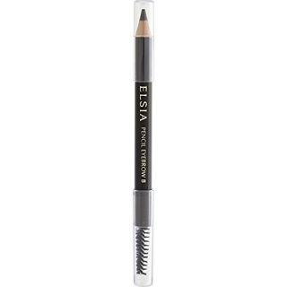 エルシア エルシア プラチナム 鉛筆 アイブロウ(ブラシ付) 本体 BR300 ブラウン 1.1g 無香料の画像