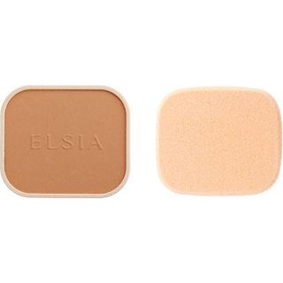 エルシア エルシア プラチナム ホワイトニング ファンデーション SPF26 PA++ リフィル 415 オークル やや暗めの自然な肌色 9.3g 無香料の画像