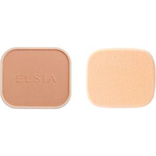 エルシア エルシア プラチナム ホワイトニング ファンデーション SPF26 PA++ リフィル 205 ピンクオークル やや明るい赤みよりの肌色 9.3g 無香料の画像