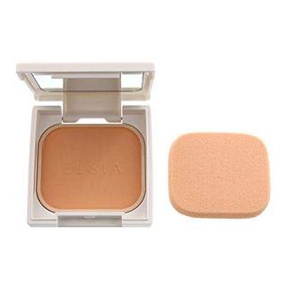 エルシア エルシア プラチナム ホワイトニング ファンデーション SPF26 PA++ 本体 410 オークル 普通の明るさの自然な肌色 9.3g 無香料の画像