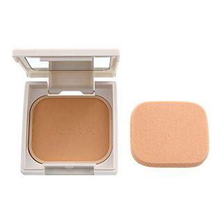 エルシア エルシア プラチナム ホワイトニング ファンデーション SPF26 PA++ 本体 405 オークル やや明るい自然な肌色 9.3g 無香料の画像