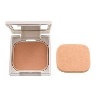 エルシア エルシア プラチナム ホワイトニング ファンデーション SPF26 PA++ 本体 205 ピンクオークル やや明るい赤みよりの肌色 9.3g 無香料の画像