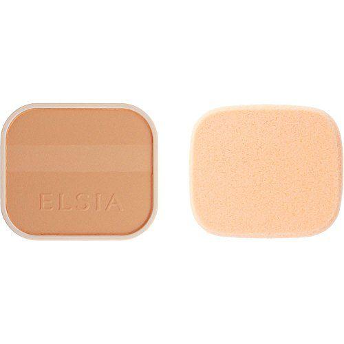 エルシアのエルシア プラチナム 明るさアップ ファンデーション SPF26 PA++ リフィル 405 オークル やや明るい自然な肌色 10g 無香料に関する画像1