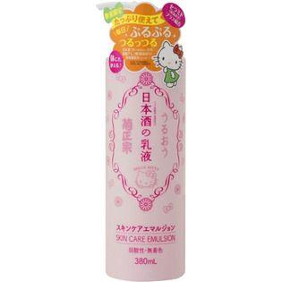 菊正宗 菊正宗 Kiku-Masamune Sake Brewing 日本酒の乳液 キティボトル 380mlの画像