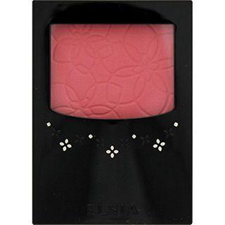エルシア エルシア プラチナム 明るさ & 血色アップ チークカラー 本体 RO601 ローズ系 3.5g 無香料の画像