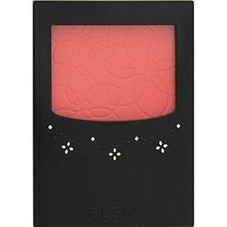 エルシア エルシア プラチナム 明るさ & 血色アップ チークカラー 本体 RD401 レッド系 3.5g 無香料の画像