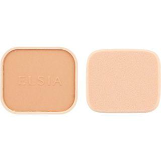 エルシア エルシア プラチナム BB パウダーファンデーション SPF21 PA++ リフィル 205 ピンクオークル やや明るい赤みよりの肌色 10g 無香料の画像