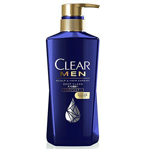 CLEARのクリア CLEAR フォーメンディープクリーンコンディショナー コンディショナー本体 350gに関する画像1