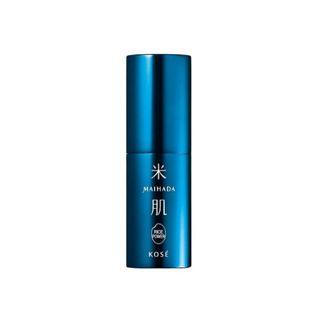 米肌 米肌 MAIHADA 肌潤エッセンスバーム 本体 9.5g みずみずしい心地よい触感 無香料の画像