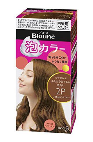 ブローネ ブローネ 泡カラー 本体 【2P】より明るいピュアブラウン 108mlの画像