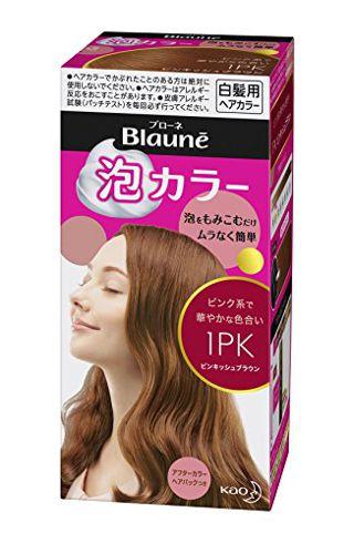 ブローネ ブローネ 泡カラー 本体 【1PK】ピンキッシュブラウン 108mlの画像