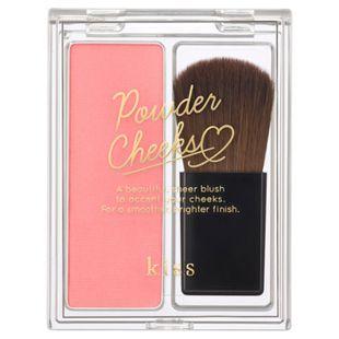キス パウダーチークス 05 Paris Pink 4g の画像 0
