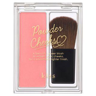キス パウダーチークス 05 Paris Pink 4gの画像