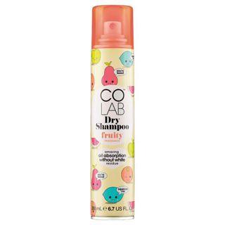 COLAB COLAB DryShampoo ドライシャンプー FRUITY 200ml アップル&メロンのジューシーなフルーツの香りの画像
