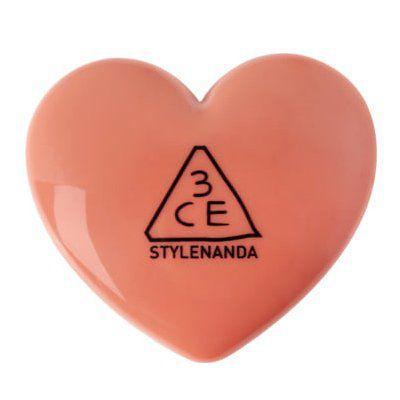 3CE HEART POT LIP #MAROON BEIGE 3CE ハート ポッド リップ バームのバリエーション1