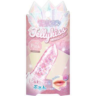 ジェリキス ジェリキス クリスタルアイスリップ 02.ピンクの画像