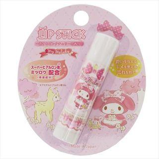 サンリオ  マイメロディ リップクリーム 恋するピンクチェリーの香り 1本の画像