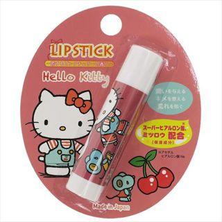 サンリオ  ハローキティ リップクリーム 恋するピンクチェリーの香り 1本の画像