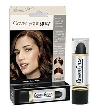COVER YOUR GRAY  カバー・ユア・グレイ スティックタイプ ブラック 4.2gの画像