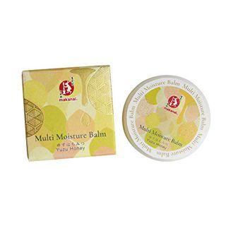 まかないこすめ まかないこすめ Makanai Cosmetics  カサカサ知らずのマルチ保湿バーム(ゆずはちみつ) ゆずはちみつ 10gの画像