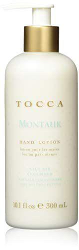 TOCCA トッカ TOCCA ボヤージュ ハンドローション モントーク 潮風とキューカンバーの爽やかで清々しい香り 300mlの画像