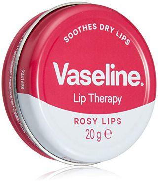 ヴァセリン ヴァセリン Vaseline ヴァセリン リップ モイストシャイン ローズピンク 20gの画像