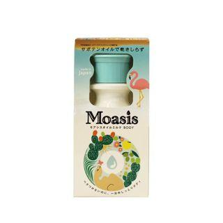 ペリカン石鹸 ペリカン石鹸 MAMA CHAPO モアシスしっとりオイルミルク 本体 100mlの画像