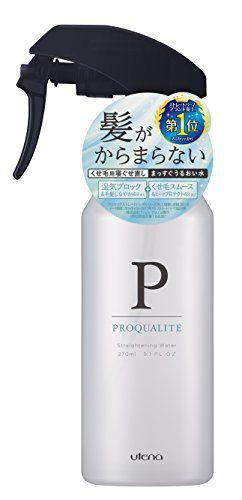 プロカリテ プロカリテ まっすぐうるおい水 本体 270ml グリーンフローラルの香りの画像