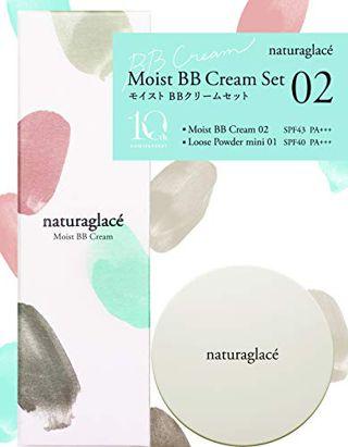 ナチュラグラッセ ナチュラグラッセ naturaglace ナチュラグラッセ モイスト BBクリームセット 02の画像