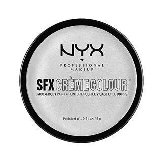 NYX NYX Professional Makeup(ニックス) SFX クレム カラー 12 カラー・ シルバー 6gの画像