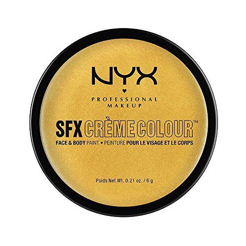NYXのNYX Professional Makeup(ニックス) SFX クレム カラー 11 カラー・ ゴールド 6gに関する画像1