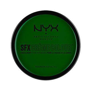 NYX NYX Professional Makeup(ニックス) SFX クレム カラー 04 カラー・ グリーン 6gの画像