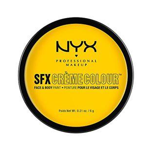 NYX NYX Professional Makeup(ニックス) SFX クレム カラー 03 カラー・ イエロー 6g の画像 0